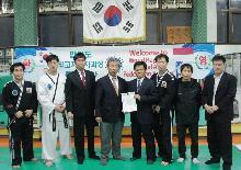 Hapkido Certificate